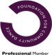Foundation for Community Dance - Professional Member